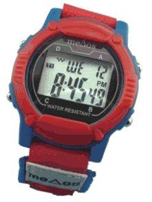 Medose Pediatric Vibrating Six Alarm Watch