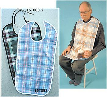 Clothing Protector With Snaps (Model 16T083)
