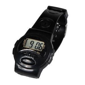 Digital Talking Watch With Voice And Alarm