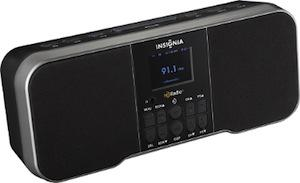 Insignia Narrator Advanced Hd Radio With Radio Reader Service (Model Ns-Clhd01)