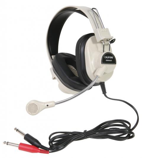 Califone 2964AV Monaural Headset