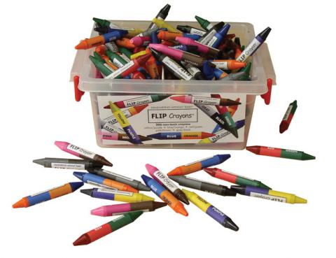 Handwriting Without Tears Flip Crayon Set
