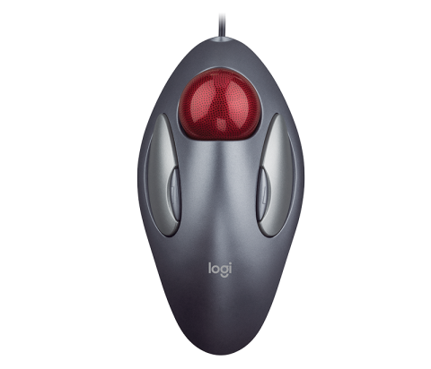 TRACKMAN MARBLE MOUSE